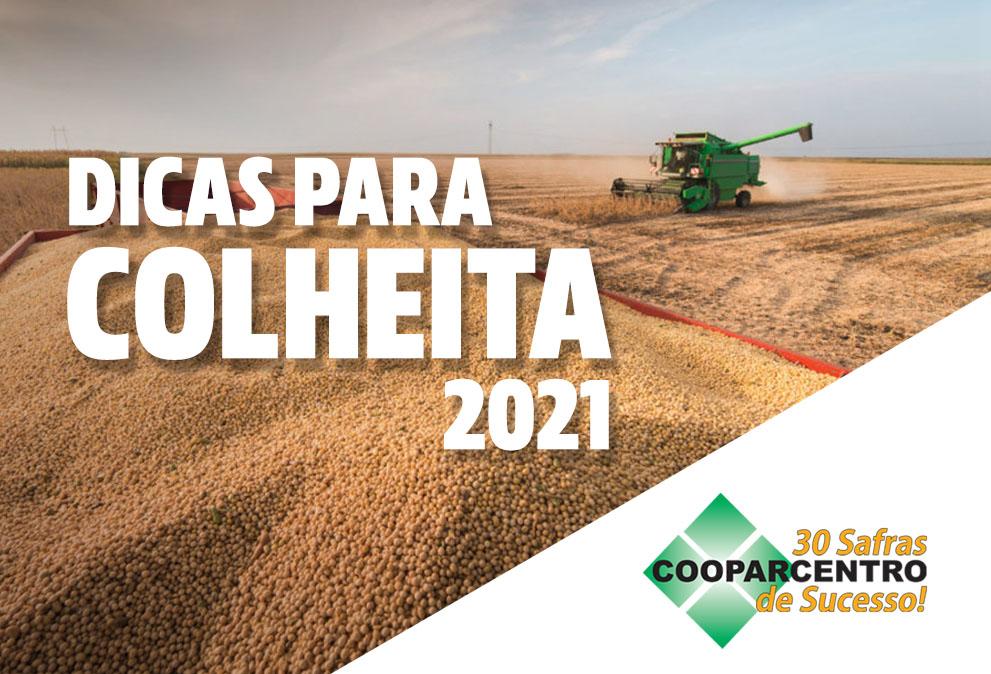 Colheita 2021