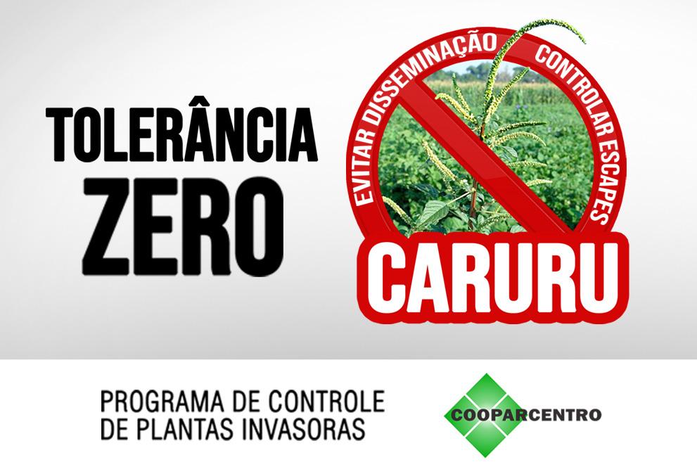 Programa de Controle de Plantas Invasoras